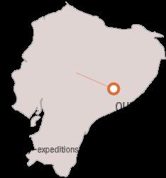 Ecuador, Landkarte