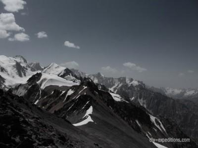 Trekking Kirgisistan