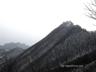 Skitouren in Südkorea