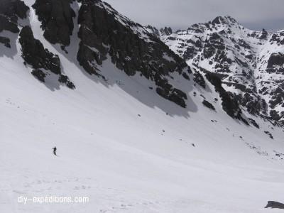 Marokko, Skitouren