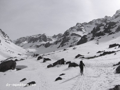 Morocco, Ski touring