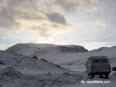 Altai, Mongolia