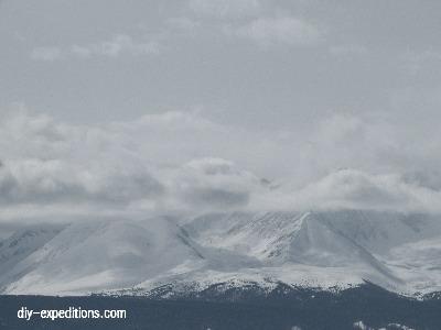 Sibiria, Altai