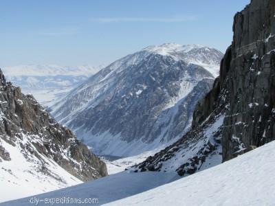 Skitouren Sibirien Winter