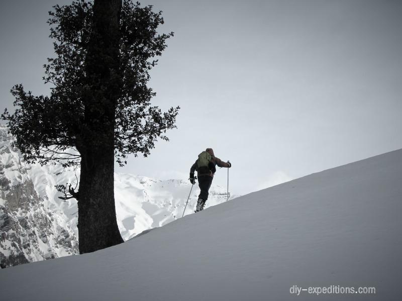 kothi-skitour